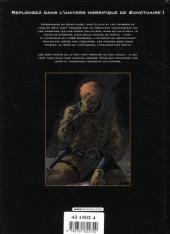 Verso de Sanctuaire Redux -3- L'origine du mal