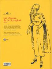 Verso de Agatha Christie (Emmanuel Proust Éditions) -20- Les Oiseaux du lac Stymphale