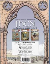 Verso de Jhen -INT1- La trilogie Gilles de Rais