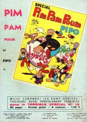 Verso de Kiwi (Albums comiques de) -4- La montagne... c'est passionnant !
