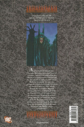 Verso de Batman & Dracula -3- La brume pourpre