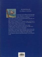 Verso de Nordman - Les vikings en Normandie