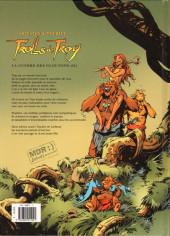 Verso de Trolls de Troy -13- La guerre des gloutons (II)