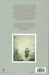 Verso de Le baron Rouge (Pratt) -a- Par-delà les lignes