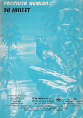 Verso de Kalar -199- Le fou de Mono Tapa