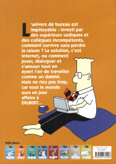Verso de Dilbert (Albin Michel) -9- Internet sans peine et sans reproche