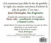 Verso de Illustré (Le Petit) (La Sirène / Soleil Productions / Elcy) - Le Roller illustré de A à Z