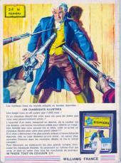 Verso de Les classiques illustrés (2e Série) -2- Vingt ans après