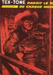 Verso de Tex-Tone -445- Une mauvaise affaire