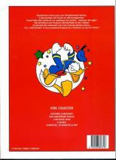 Verso de Walt Disney (Dargaud) - Les Plus Grandes Colères de Donald
