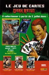 Verso de Wolverine (Marvel France 1re série) (1997) -198- Romulus