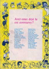Verso de Samedi Jeunesse -83- Nezah