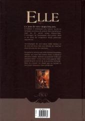 Verso de Elle (Chouraqui/Aja) -1- Le Tesson d'Amenartas