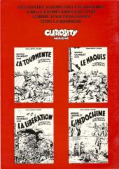 Verso de Bernard Chamblet -4TL- Bernard Chamblet et l'Indochine