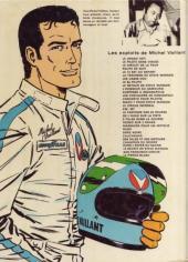 Verso de Michel Vaillant -22b1978'- Rush