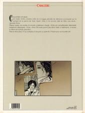 Verso de Balade au Bout du monde -5- Ariane