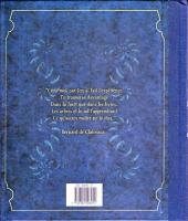 Verso de Le chant des Brumes - Le Chant des Brumes