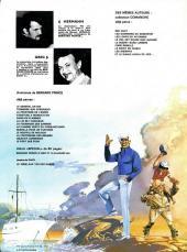 Verso de Bernard Prince -HSa- D'hier et d'aujourd'hui