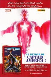 Verso de Marvel Heroes Extra (Marvel France - 2010) -3- Banner & fils