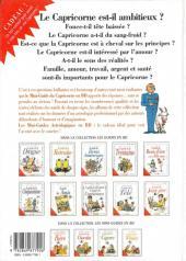 Verso de Le mini-guide -10- Le mini-guide du Capricorne