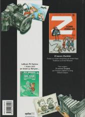Verso de Spirou et Fantasio (en langues régionales) -15Kreol- Z konm Zorklèr