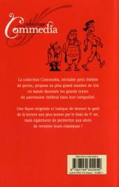 Verso de Commedia -8- Les Fourberies de Scapin