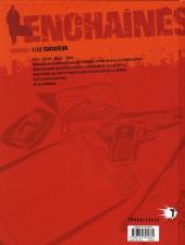 Verso de Enchaînés -1a2010- Le tentateur