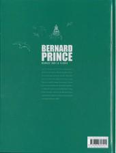 Verso de Bernard Prince -18- Menace sur le fleuve