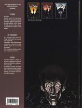 Verso de Le testament du Docteur M -3- L'Origine du mal
