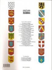 Verso de Les grandes heures des églises - Chrétiens du Tarn