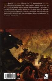 Verso de Conan (Panini) -4- Né au champ de bataille