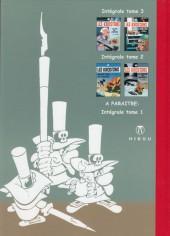 Verso de Les krostons -INT2TT- Intégrale tome 2