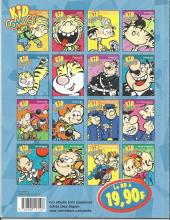 Verso de Boule et Bill -12Kid10- Kid Comics 10