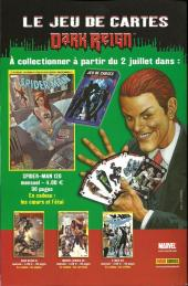 Verso de Marvel Universe (Panini - 2007) -22- War of Kings (5/7)