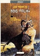 Verso de Les tours de Bois-Maury -INTFL1- Babette / Eloïse de Montgris
