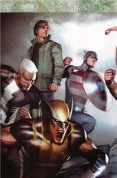 Verso de Marvel Saga (1re série - 2009) -7- L'assaut du nouvel Olympe