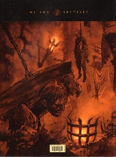 Verso de Le scorpion -9ES- Le Masque de la Vérité