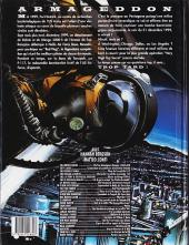 Verso de Fox One -1- Armageddon