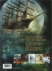 Verso de Les corsaires d'Alcibiade -5- Alètheia