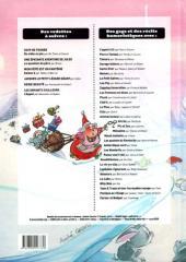Verso de (Recueil) Spirou (Album du journal) -312- Spirou album du journal