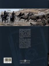 Verso de Wounded -1- L'ombre du photographe