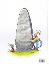 Verso de Astérix (en langues étrangères) -14Cat/a- Astèrix a Hispània