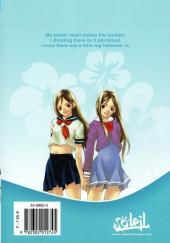 Verso de A Girls -2- Tome 2