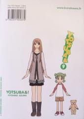 Verso de Yotsuba & -9- Volume 9