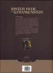 Verso de Mister Hyde contre Frankenstein -2- La chute de la maison jekyll