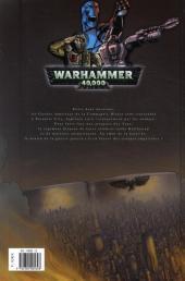 Verso de Warhammer 40,000 (1re série - 2008) -6- Les Terres brûlées