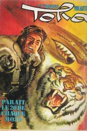 Verso de Tora - Les Tigres Volants -10- Lutter c'est vaincre!
