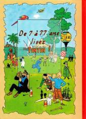 Verso de Tintin - Pastiches, parodies & pirates -PIR- Tintin fait un porno
