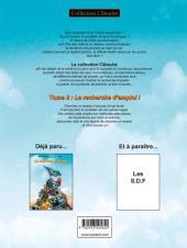 Verso de Ciboulot -2- La recherche d'emploi