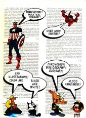Verso de (DOC) Various studies and essays - The World Encyclopedia of Comics